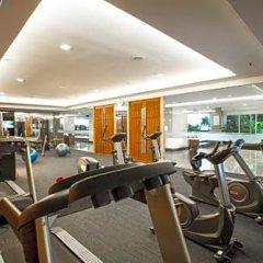 Отель Grand Four Wings Convention Бангкок фитнесс-зал фото 4
