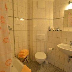 Отель Villa Seraphinum Германия, Дрезден - отзывы, цены и фото номеров - забронировать отель Villa Seraphinum онлайн ванная