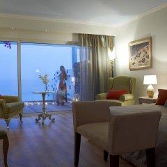 Отель Atrium Prestige Thalasso Spa Resort & Villas комната для гостей фото 3