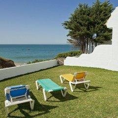 Отель Villas Flamenco Beach Conil Испания, Кониль-де-ла-Фронтера - отзывы, цены и фото номеров - забронировать отель Villas Flamenco Beach Conil онлайн пляж фото 2