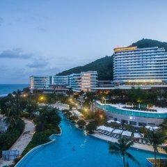 JW Marriott Hotel Sanya Dadonghai Bay бассейн фото 3
