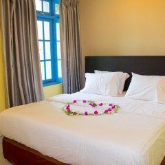 Отель Fanhaa Maldives Мальдивы, Ханимаду - отзывы, цены и фото номеров - забронировать отель Fanhaa Maldives онлайн комната для гостей фото 2