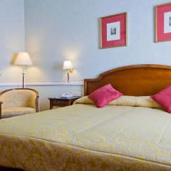 Отель Palacio San Martin Мадрид комната для гостей фото 3