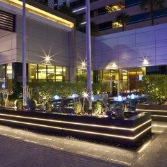 Отель Novotel Suites Mall of the Emirates