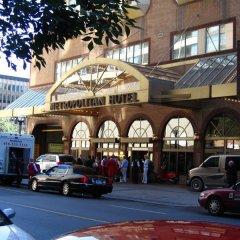 Отель DoubleTree by Hilton Hotel Toronto Downtown Канада, Торонто - отзывы, цены и фото номеров - забронировать отель DoubleTree by Hilton Hotel Toronto Downtown онлайн парковка