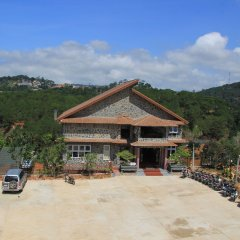 Отель Zen Valley Dalat Далат парковка