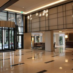 Tangla Hotel Brussels интерьер отеля фото 2