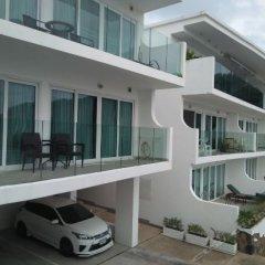 Отель Shanaya Residence Ocean View Kata Пхукет парковка
