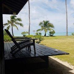 Отель MATIRA Французская Полинезия, Бора-Бора - отзывы, цены и фото номеров - забронировать отель MATIRA онлайн пляж