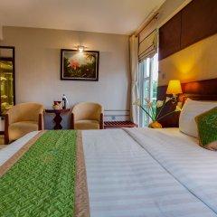Отель Emerald Hotel Вьетнам, Ханой - отзывы, цены и фото номеров - забронировать отель Emerald Hotel онлайн комната для гостей фото 2