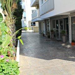 Апартаменты Maria Zintili Apartments парковка