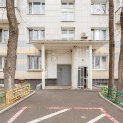 Апартаменты Брусника Выставочная Москва парковка