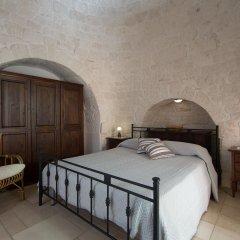 Отель Bed and Breakfast Trulli San Leonardo Альберобелло комната для гостей