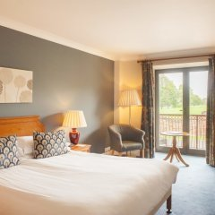 Woodbury Park Hotel комната для гостей фото 5