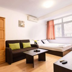Отель Samuil Apartments Болгария, Бургас - отзывы, цены и фото номеров - забронировать отель Samuil Apartments онлайн комната для гостей фото 3
