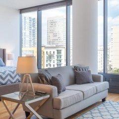 Отель Scdeal Apalo Suites США, Лос-Анджелес - отзывы, цены и фото номеров - забронировать отель Scdeal Apalo Suites онлайн комната для гостей фото 2