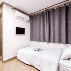 Отель CMS Inn Seoul Guesthouse комната для гостей фото 5