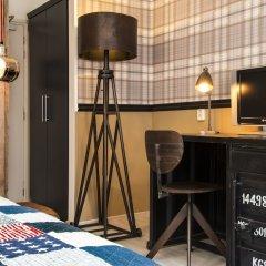 Отель Max Brown Hotel Canal District Нидерланды, Амстердам - отзывы, цены и фото номеров - забронировать отель Max Brown Hotel Canal District онлайн удобства в номере фото 2