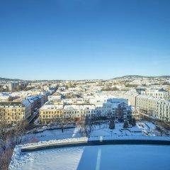 Anker Hotel Осло бассейн