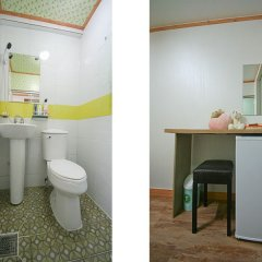 Отель Maru Guesthouse Yeongdeungpo удобства в номере