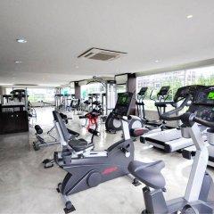 Отель PARINDA Бангкок фитнесс-зал фото 2