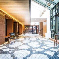 Отель Novotel Paris Les Halles интерьер отеля