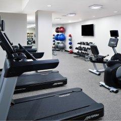 Отель TownePlace Suites by Marriott New York Manhattan/ фитнесс-зал