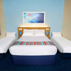 Отель Travelodge London Stratford комната для гостей фото 4