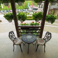 Гостиница Шале Грааль Апарт-Отель Украина, Трускавец - отзывы, цены и фото номеров - забронировать гостиницу Шале Грааль Апарт-Отель онлайн балкон