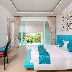 Отель Amala Grand Bleu Resort комната для гостей фото 3