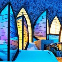 Tschuggen Grand Hotel Arosa бассейн фото 3