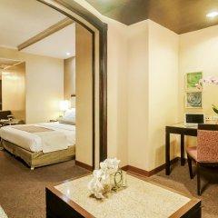 Makati Palace Hotel комната для гостей