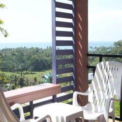 Отель Lanta Mountain Nice View Resort Ланта балкон