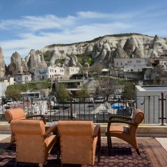 Goreme City Hotel Турция, Гёреме - отзывы, цены и фото номеров - забронировать отель Goreme City Hotel онлайн приотельная территория фото 2