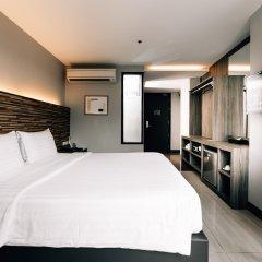 Отель SPENZA Бангкок комната для гостей фото 3