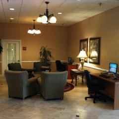 Отель Clarion Inn & Suites Clearwater интерьер отеля фото 2