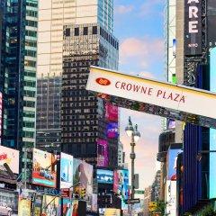 Отель Crowne Plaza Times Square Manhattan США, Нью-Йорк - отзывы, цены и фото номеров - забронировать отель Crowne Plaza Times Square Manhattan онлайн фото 3