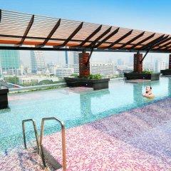 Отель Mode Sathorn Бангкок бассейн