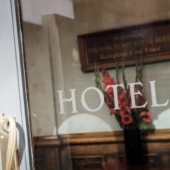 Отель The Sanctuary House Hotel Великобритания, Лондон - отзывы, цены и фото номеров - забронировать отель The Sanctuary House Hotel онлайн балкон