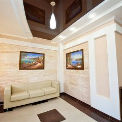 Отель Фаворит Большой Геленджик комната для гостей фото 4