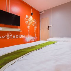 Siam Stadium Hostel детские мероприятия