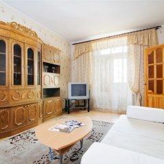 Отель Apartamenty na Oktyabrskoy Минск комната для гостей фото 3