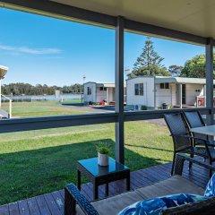 Отель Holiday Haven Burrill Lake Австралия, Сассекс-Инлет - отзывы, цены и фото номеров - забронировать отель Holiday Haven Burrill Lake онлайн фото 5