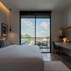 Отель Theatre Residence Таиланд, Бангкок - 1 отзыв об отеле, цены и фото номеров - забронировать отель Theatre Residence онлайн комната для гостей фото 5