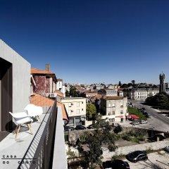 Отель Casa do Conto & Tipografia балкон
