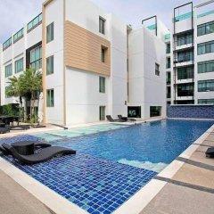 Апартаменты Kamala Chic Apartment бассейн фото 2