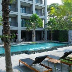 Отель The Sala Pattaya Паттайя бассейн фото 3