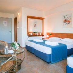 Отель Daphne Holiday Club Греция, Халкидики - 1 отзыв об отеле, цены и фото номеров - забронировать отель Daphne Holiday Club онлайн комната для гостей фото 2