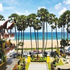 Отель Woraburi Phuket Resort & Spa пляж