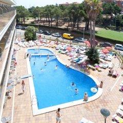 Отель H·TOP Royal Star & SPA бассейн фото 2